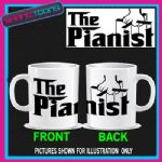 THE PIANIST PIANO BAND MUSIC COFFEE MUG GIFT